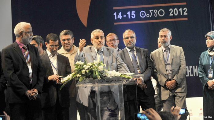 حزب العدالة والتنمية يستعرض قوته بملعب الرباط و يعقد دورة استثنائية لمؤتمره الوطني
