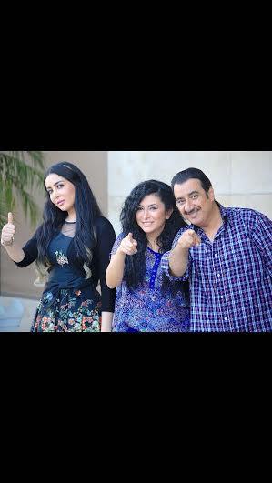 """المغربية حليمة السعيدي إلى جانب نجمات عربيات في مسلسل """" البيت الكبير"""""""