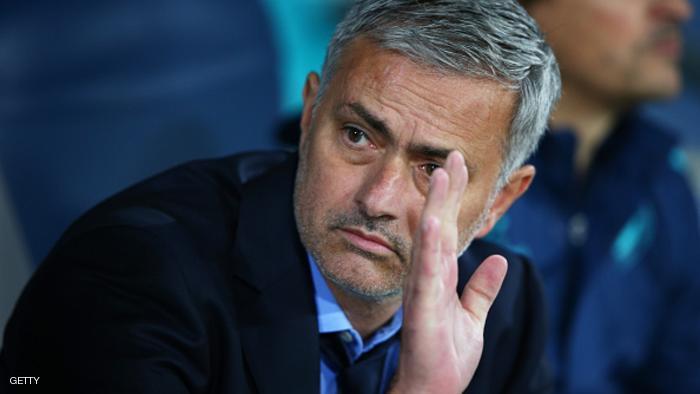 مورينيو مدربا جديدا لمانشستر يونايتد