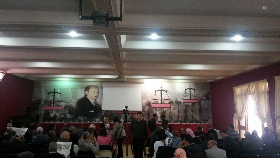تابعوا…النقل المباشر للمجلس الوطني لحزب الاستقلال وكلمة حميد شباط