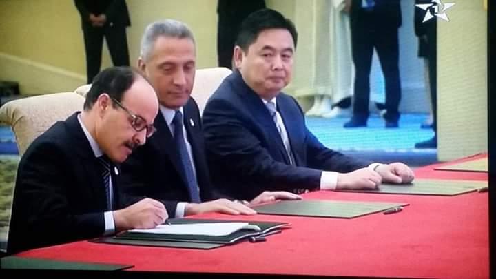خطير: يتيم يشكك في الاتفاقية التي وقعها الياس العماري بحضور الملك في الصين..واعتبر الامر هذيان وقنابل