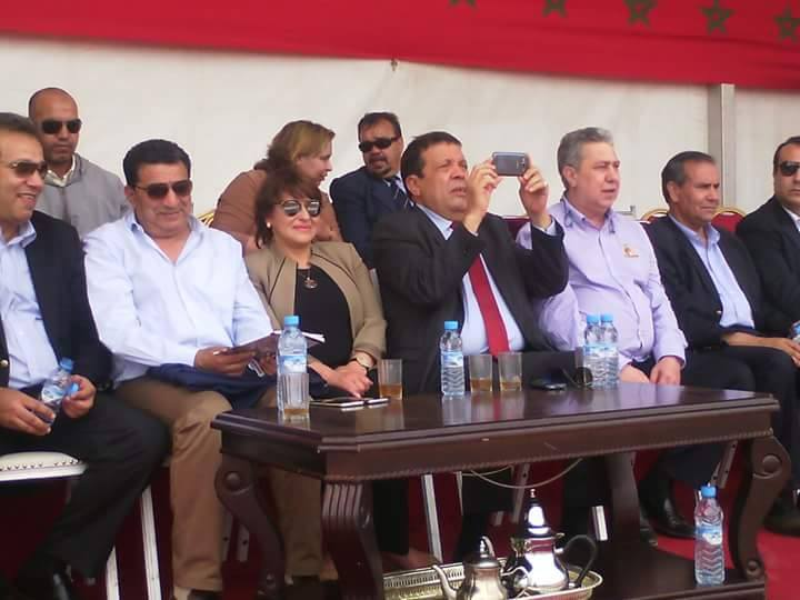 مبديع والحيطي ينزلون لدعم عثمون في مهرجان أولاد عبدون للتبوريدة