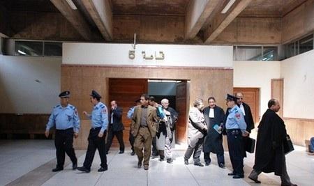 اتهام خياطة للتخطيط لعملية انتحارية تستهدف سجن سلا و التخطيط لاستهداف قنصلية فرنسا بفاس