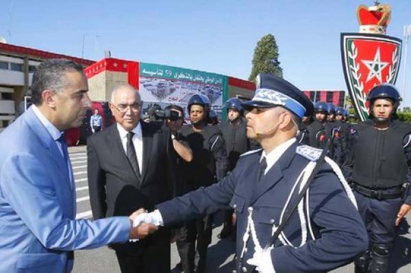 أسرة الأمن الوطني تخلد الذكرى 60 لتأسيسها