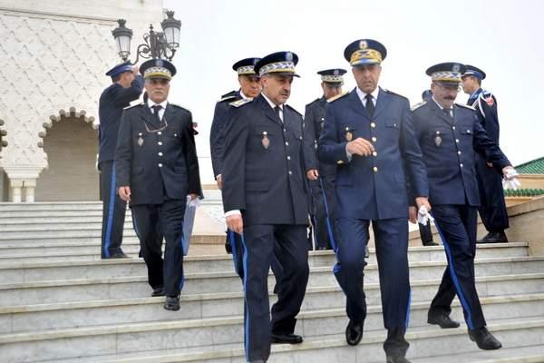الأمن المغربي بقيادة الحموشي…الأمن في خدمة الاستقرار والسلم ومحاربة الارهاب والجريمة