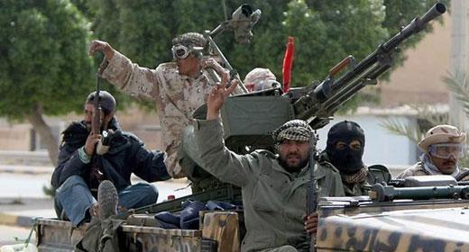 القوى الكبرى مستعدة لتسليح الحكومة الليبية لمواجهة الجهاديين