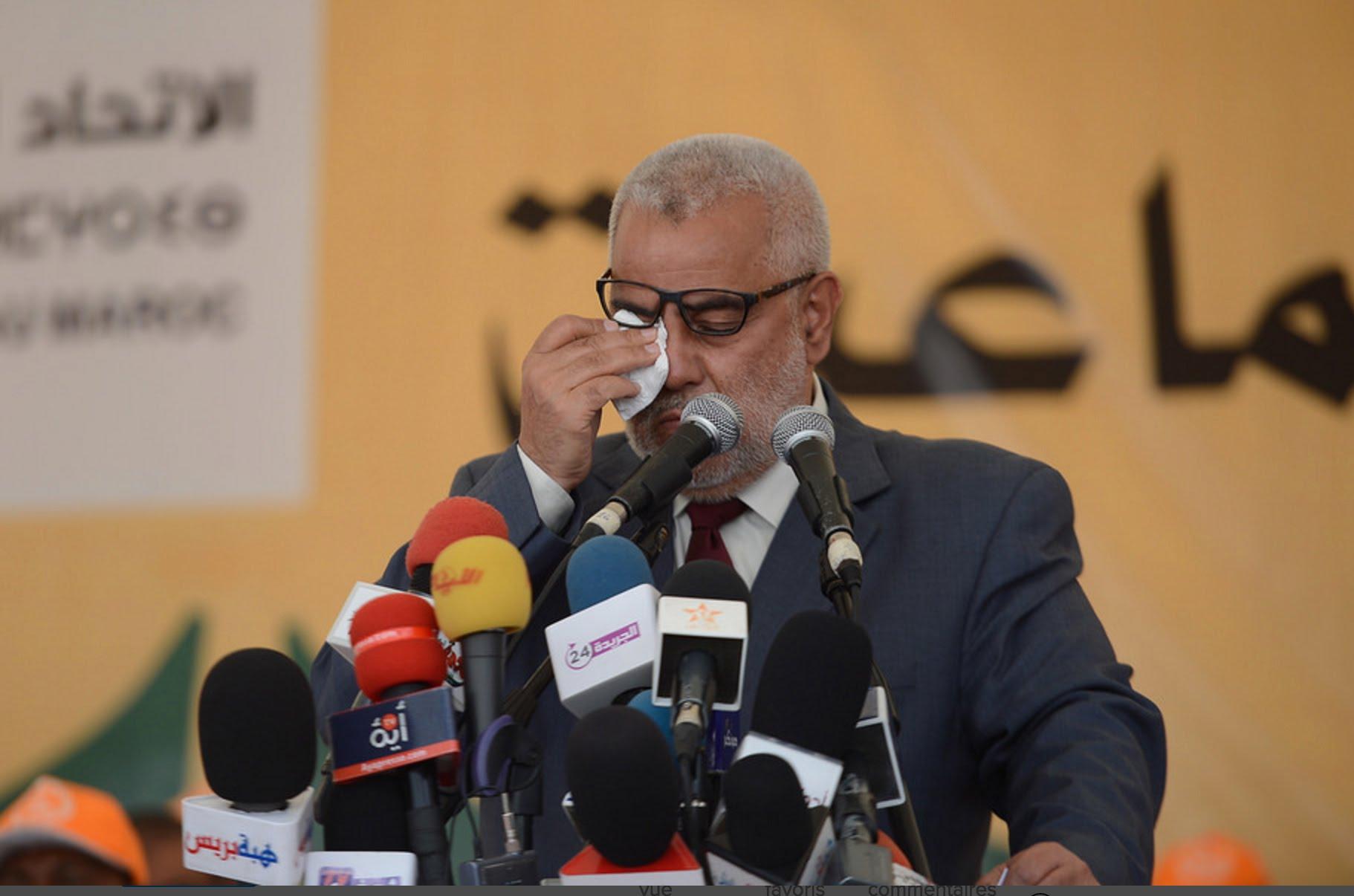 بنكيران: الياس العماري بوعو..يريد الدكتاتورية ورجل المهمات المشبوهة كما وقع في اكديم ازيك