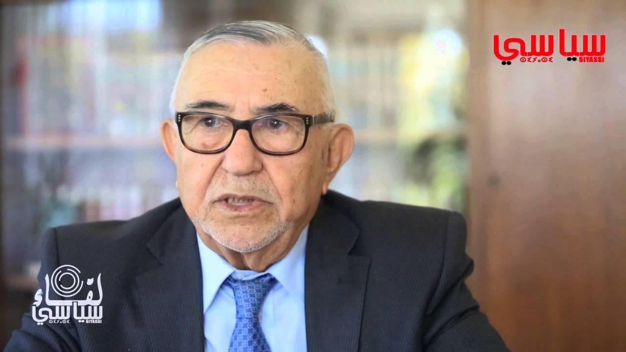 عبد الواحد الراضي: التنافس السياسي وعلاقته بالفساد الانتخابي والغش واستعمال المال في الانتخابات