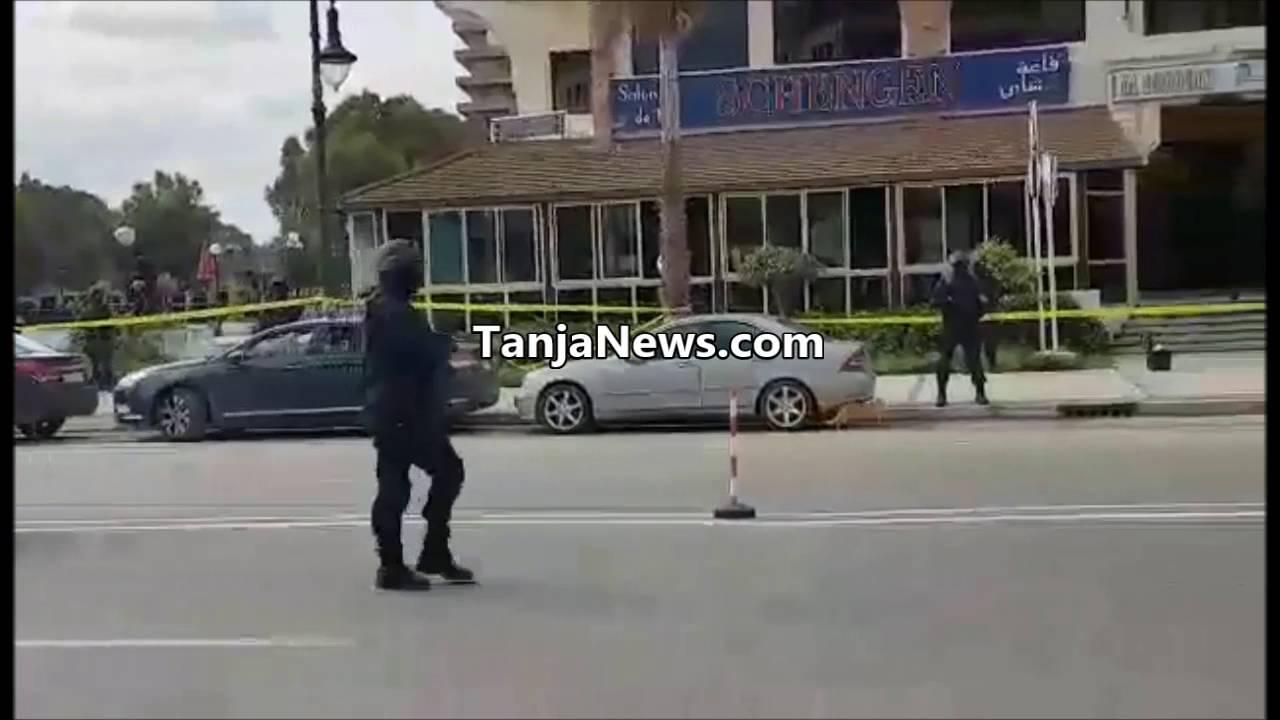 بالفيديو..طنجة.. توقيف إرهابي خطير بمنطقة مالاباطا طنجة