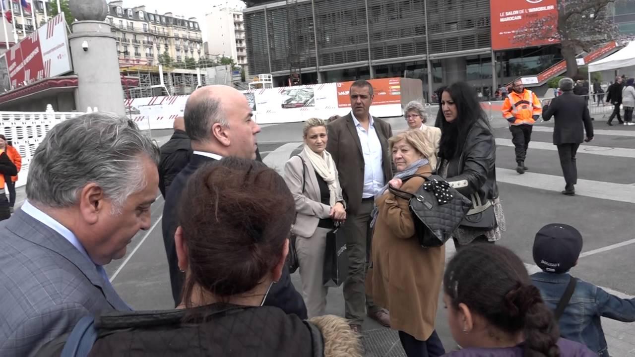 نبيل بنعبد الله  يرفض حراسة أمنية بباريس