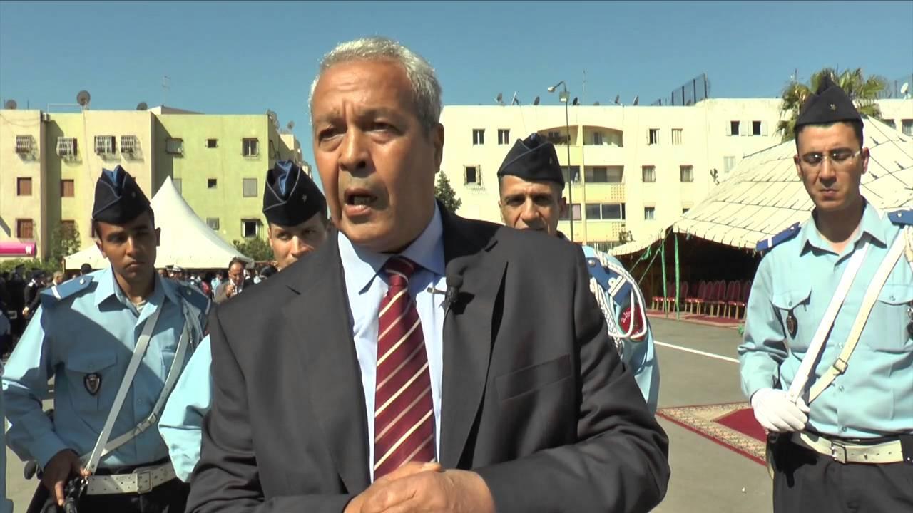 اكضيض: الأمن المغربي مدرسة متميزة يستفيد منها أرقى الدول في الاستخبارات
