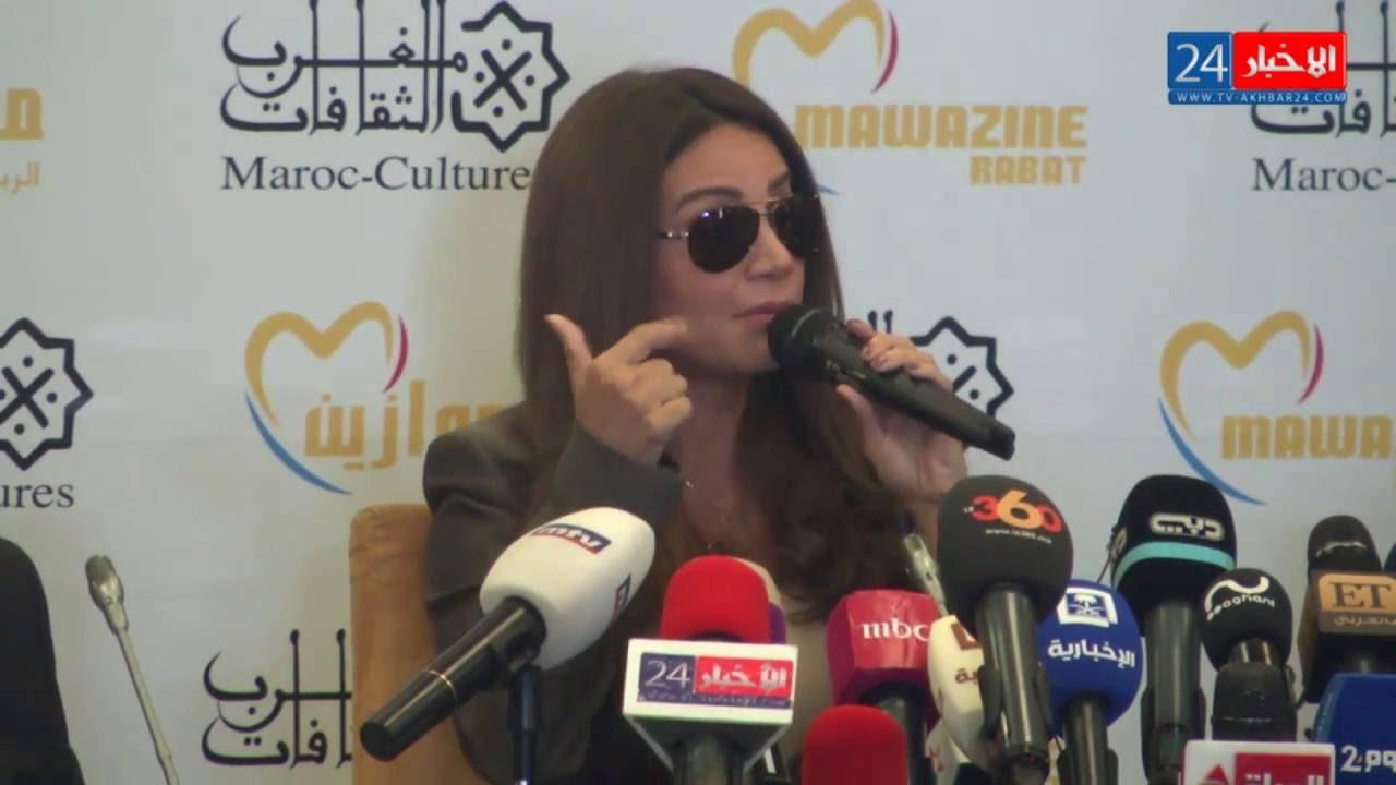 ديانا حداد والمغرب والاغنية العربية