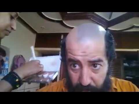 """طارق البخاري وكواليس مكياج الجزء الثاني من """"وعدي"""""""