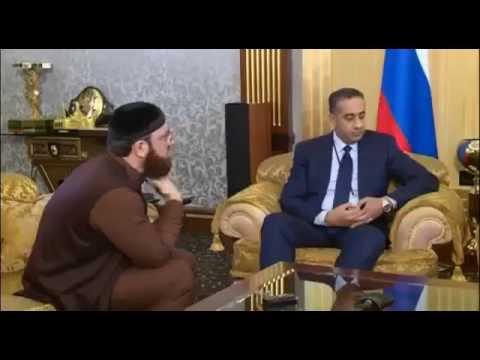 الحموشي يلتقي مع الرئيس الشيشاني