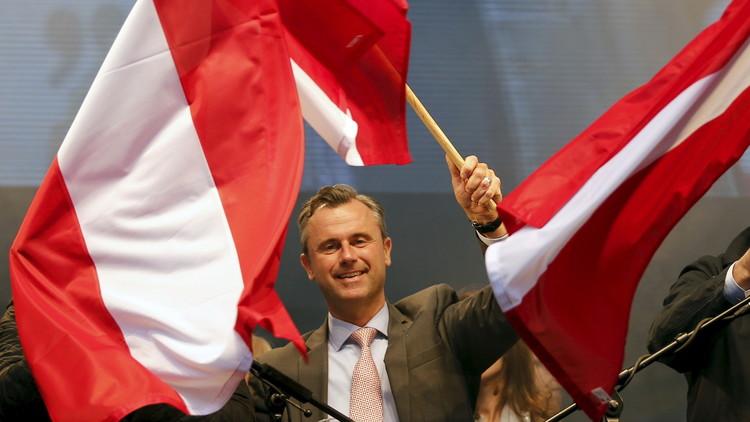 فوز مرجح لليمين المتطرف في الانتخابات الرئاسية في النمسا