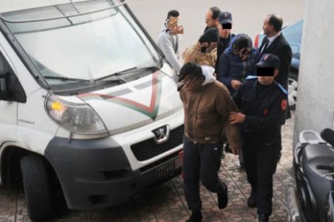 أمن الناظور.. يوقف شخصين بتهمة القتل العمد المقرون بالسرقة