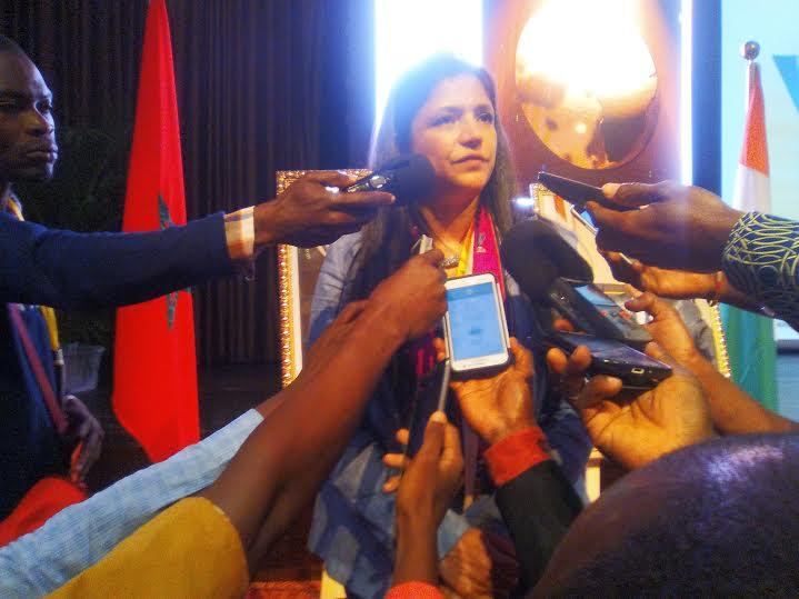 """هكذا حولت المديرة العامة ل""""مغرب تصدير"""" مركزها الى بقرة حلوب لمقاولات خاصة و جولة افريقية فاشلة"""