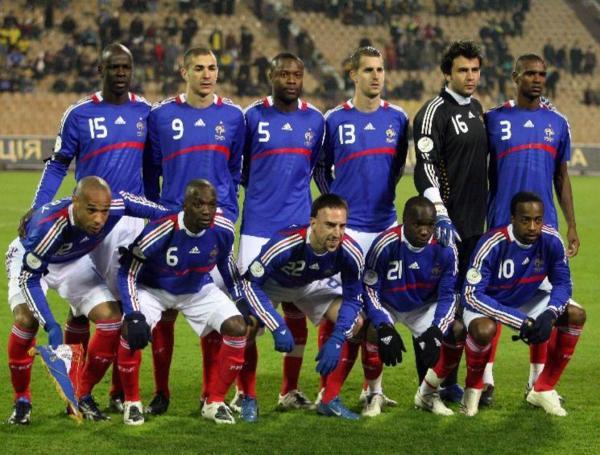 كأس اوروبا 2016: ديشان يستدعي جينياك ويستبعد بن عرفة وفالبوينا عن تشكيلة فرنسا