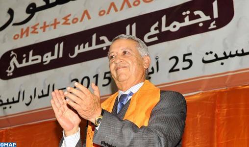 ساجد: الاتحاد الدستوري سيحدث المفاجأة في الانتخابات التشريعية