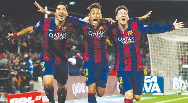 برشلونة يحرز لقب البطولة للمرة الرابعة والعشرين في تاريخه