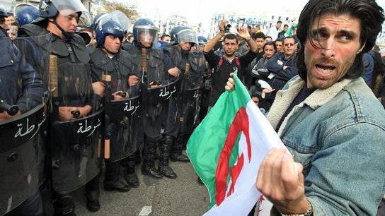 الاتحاد الاوربي: هناك انتهاكات خطيرة لحقوق الإنسان من قبل الدولة الجزائرية