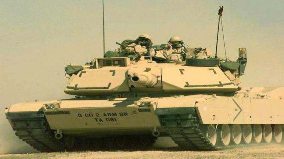 المغرب يتسلم 22 دبابة حربية من الطراز الحديث ذات الصنع الأمريكي