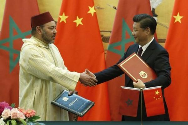 زيارة الملك محمد السادس للصين..تعكس ارادة المغرب في تنويع شركائه الاستراتجيين