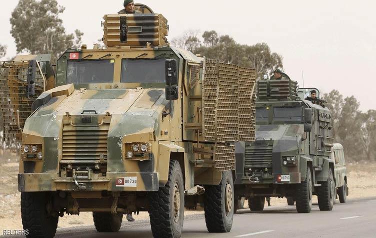 """واشنطن تمنح تونس معدات عسكرية بقيمة 20 مليون دولار لمكافحة """"الارهاب"""""""