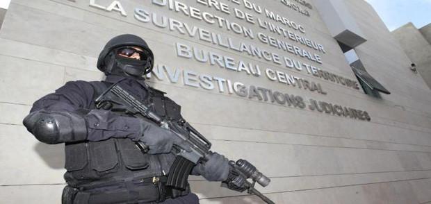 المخابرات المغربية  تنجح في توقيف ثلاثة أعضاء في شبكة دولية للمخدرات