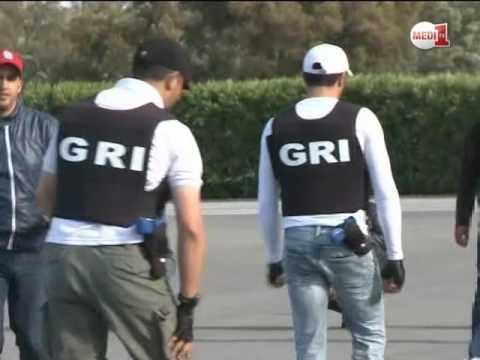 المجموعات الأمنية GRI متخصصة في مكافحة كل أنواع الجريمة بالشارع