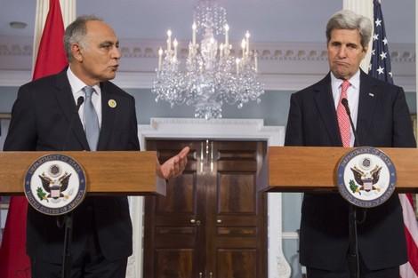 """تقرير الخارجية الأمريكية حول وضعية حقوق الإنسان بالمغرب """"يخدم الدعاية الانفصالية"""""""