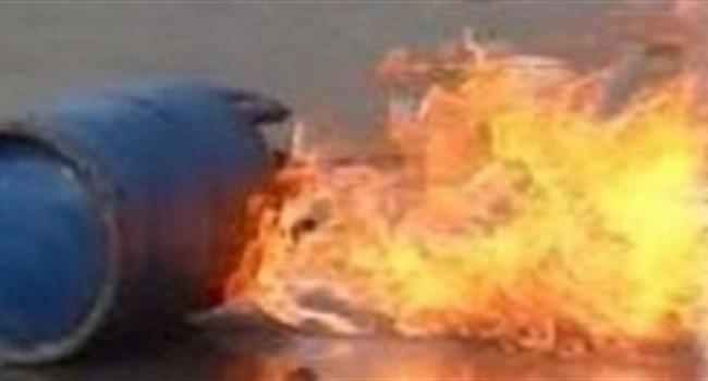 انفجار قنينة غاز بحي أكدال بالرباط