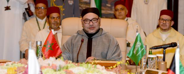 ملك المغرب يبين للعالم حقيقة الربيع العربي