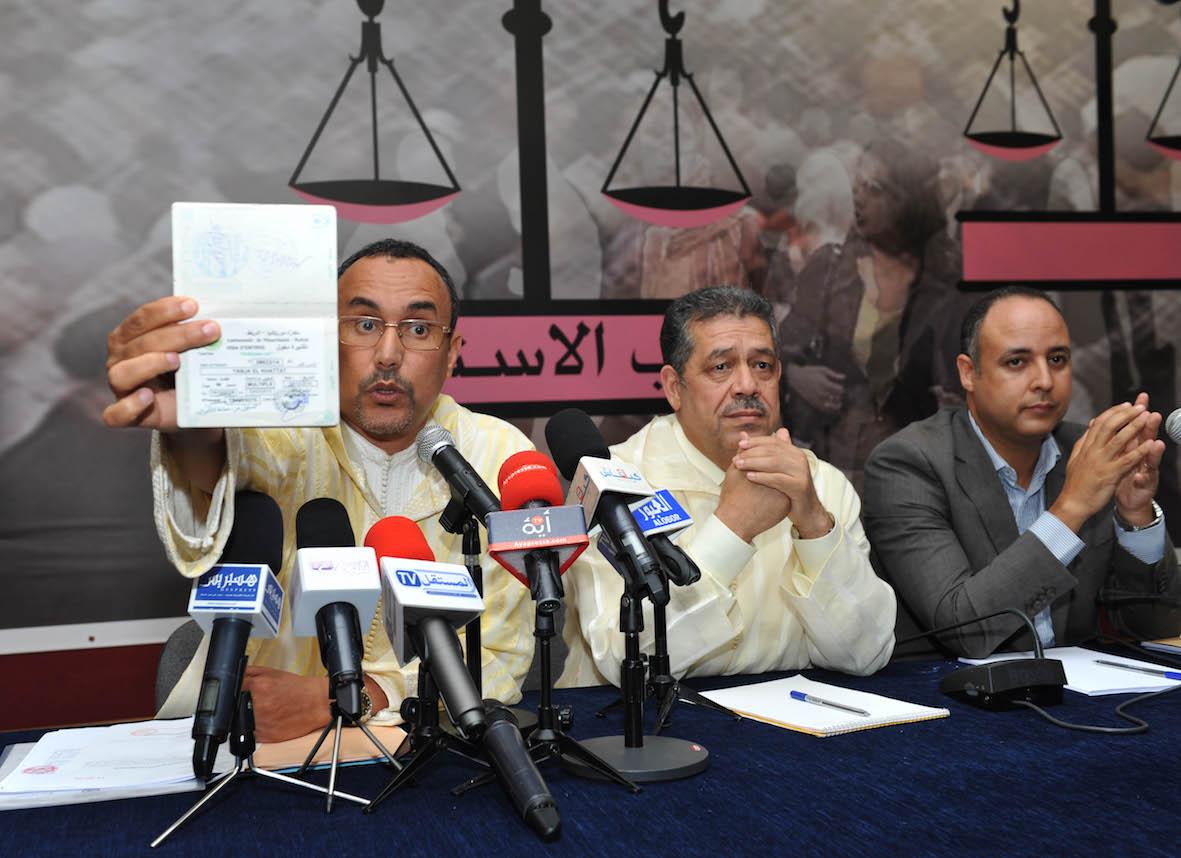 بعد الجدل  والصراع: المحكمة الادارية باكادير تقول: لا وجود لحكم باقالة رئيس جهة الداخلة وادي الدهب