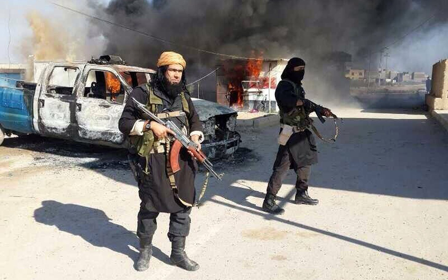 مقتل نقيب المحامين في ليبيا اثناء اشتباكات مع متشددي داعش