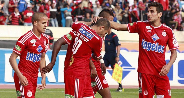 فريق الوداد البيضاوي يحقق الأهم و يفوز بأبيدجان على أسيك ميموزا الإيفواري
