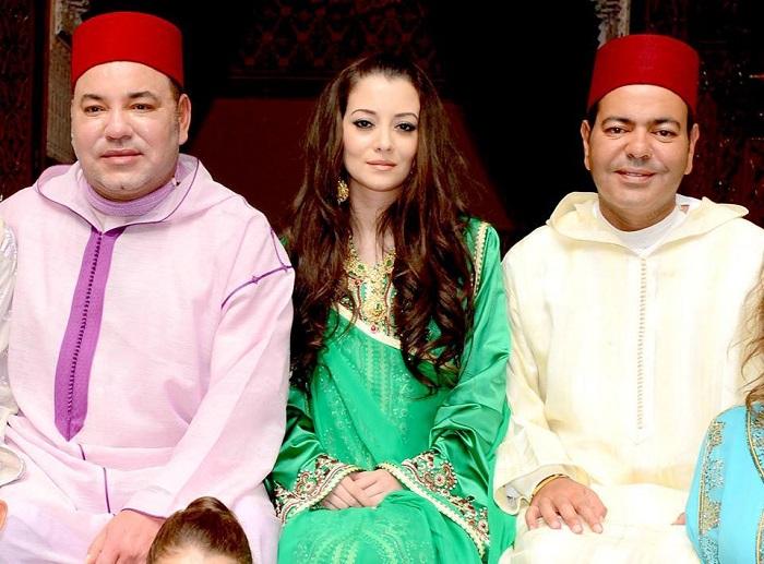 مبروك: أول مولود في بيت الأمير مولاي رشيد والملك محمد السادس يطلق  عليه اسم الامير مولاي احمد