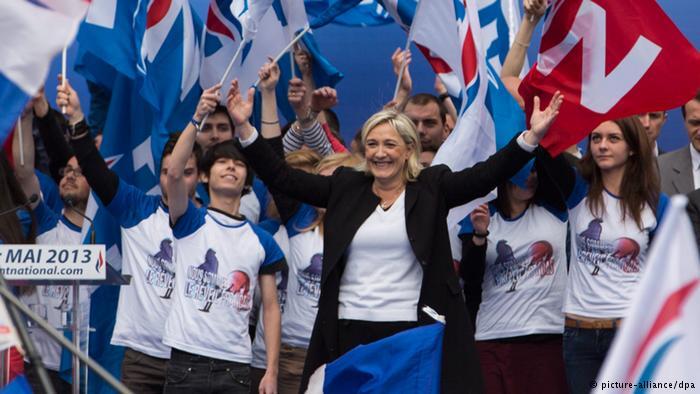 """اليمين الاوروبي المتطرف يدافع عن """"اوروبا اختيارية"""""""
