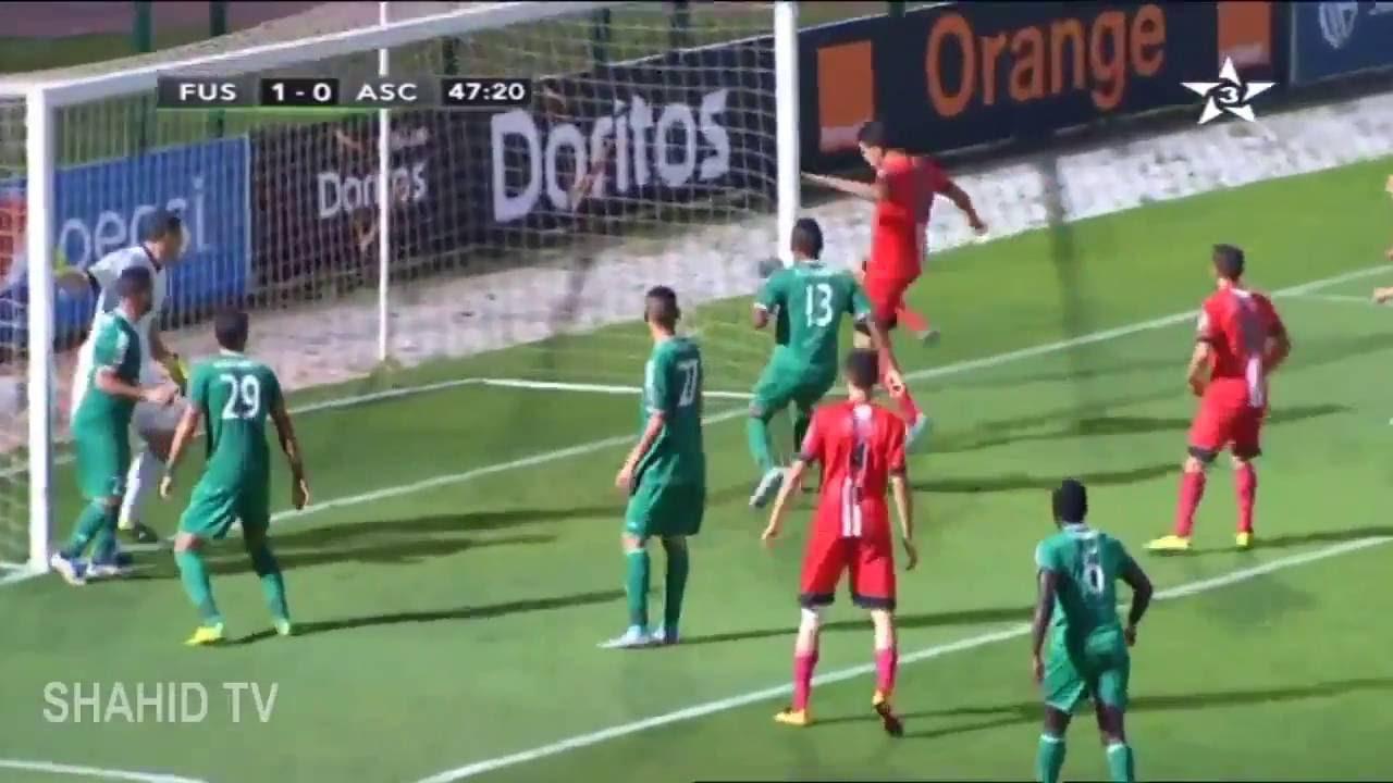 اهداف مباراة الفتح الرباطي 1-0 أهلي طرابلس