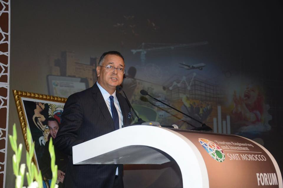 حداد وزير السياحة يشارك في النقاش حول علاقات التنمية المشتركة إفريقيا-المغرب-فرنسا المنظم من طرف منظمة البحوث (Think Tank)  إفريقيا-فرنسا