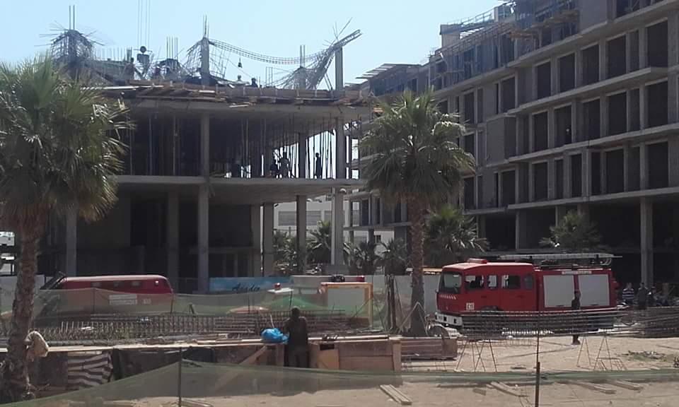 عاجل.. انهيار عمارة في طور البناء بأكادير يتسبب في وفاة عامل وإصابة 4 آخرين