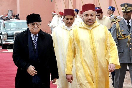 """الدعم الملكي لفلسطين يصيب الجزائر ب""""الغبن"""" و"""" الغيرة"""""""