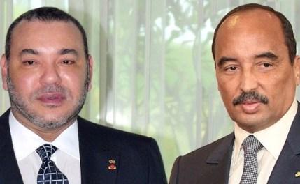 وزير الخارجية الموريتاني بالمغرب يحمل رسالة الى الملك من الرئيس الموريتاني