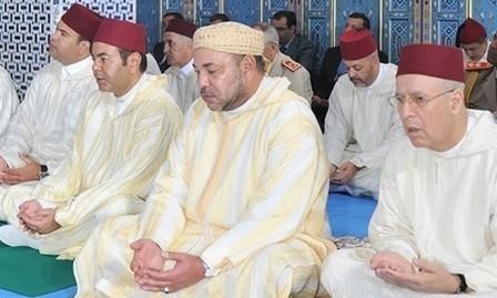 """احمد التوفيق يلقي الدرس الحسني أمام الملك في موضوع""""إسهام النساء في بناء ثقافة الاسلام الروحية"""""""