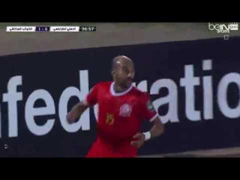 أهداف مباراة الكوكب المراكشي 2-1 أهلي طرابلس الليبي