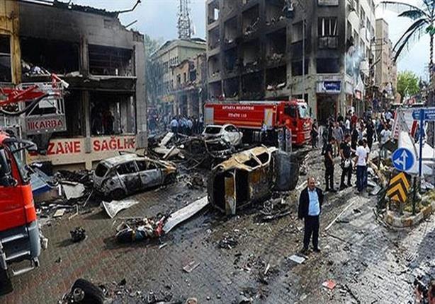 ارتفاع عدد المصابين في هجمات اسطنبول إلى 106