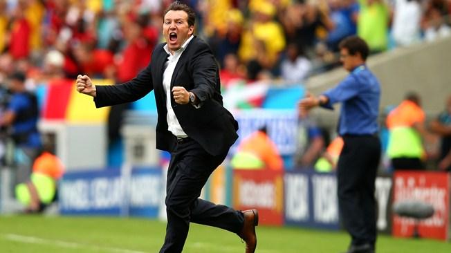 كأس اوروبا 2016: فيلموتس… الرجل المقاتل الذي اعاد بلجيكا الى ساحة الكبار