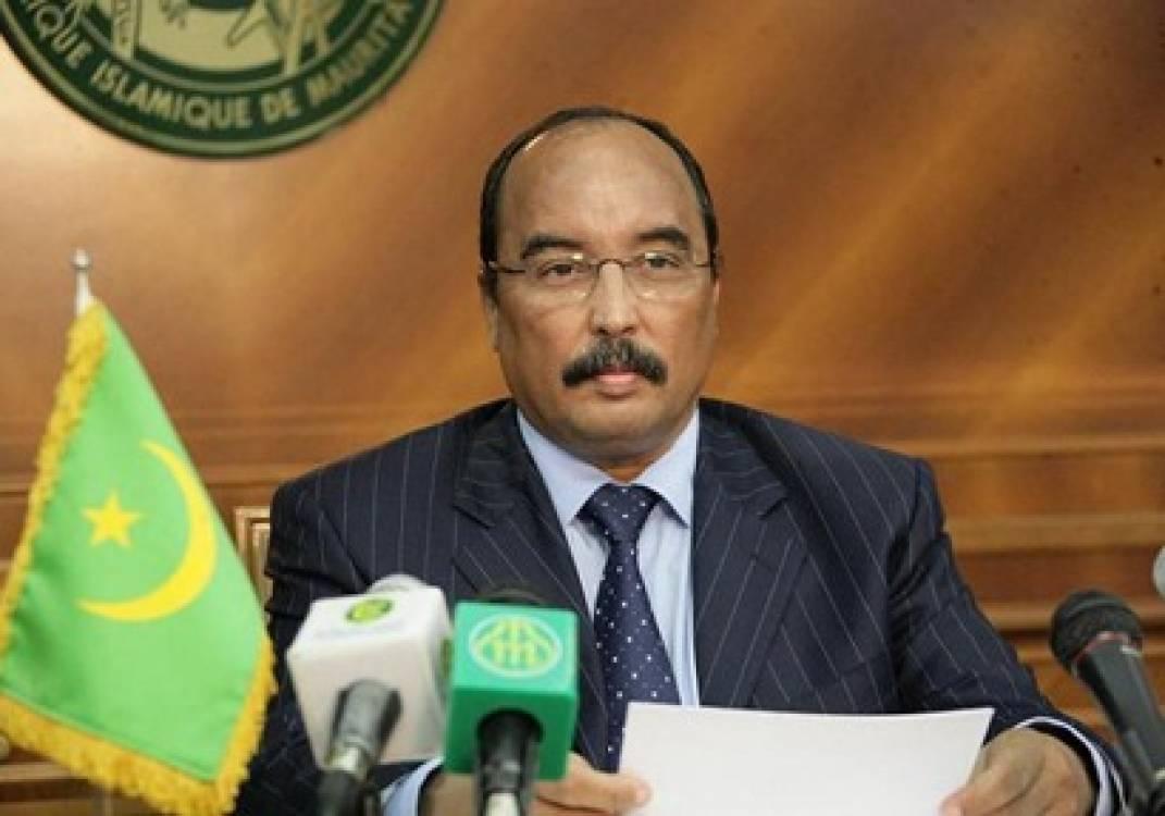 رئيس الموريتاني يخرج عن صمته في قضية منع مهندسين مغاربة من العمل في بلاده وهذه مبرراته