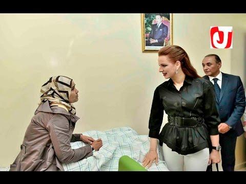 الأميرة للاسلمى تترأس بتزنيت الاحتفال باليوم العالمي بدون تدخين