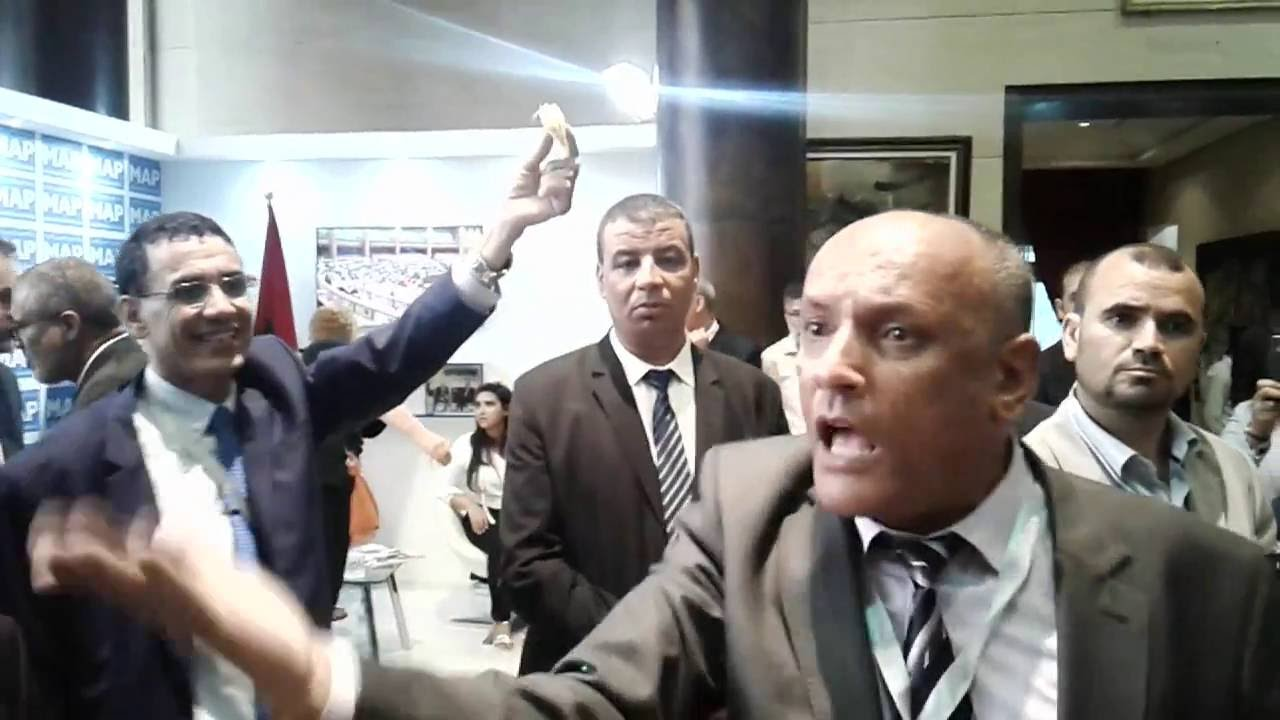 شوهة: فوضى بمجلس المستشارين وانسحاب للمنتخبين بسبب وجبة الغداء